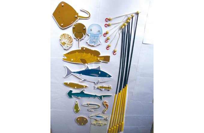 【介護レクリエーション】釣りっこ5